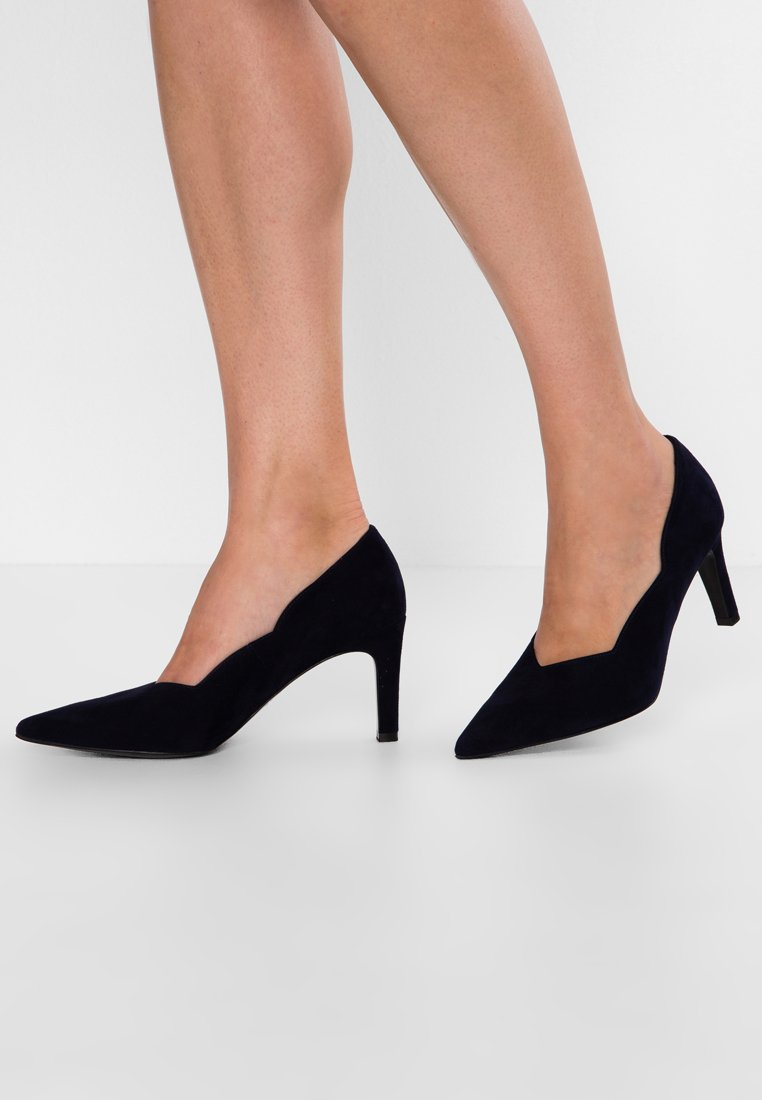 Peter Kaiser Wide Fit - WIDE FIT THESIA - Pumps - notte