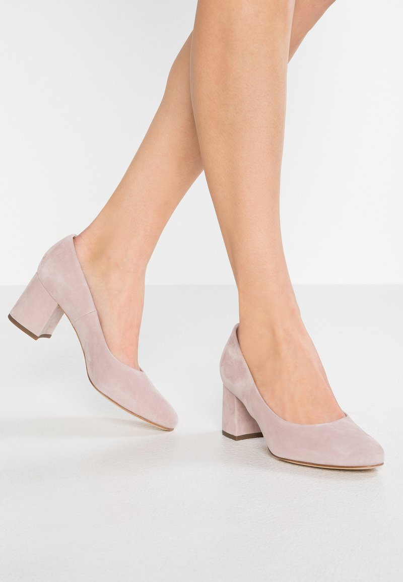 Peter Kaiser Wide Fit - WIDE FIT WINA - Classic heels - mauve