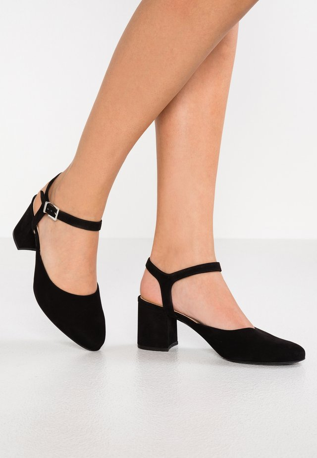 WIDE FIT WINDA - Pumps - schwarz