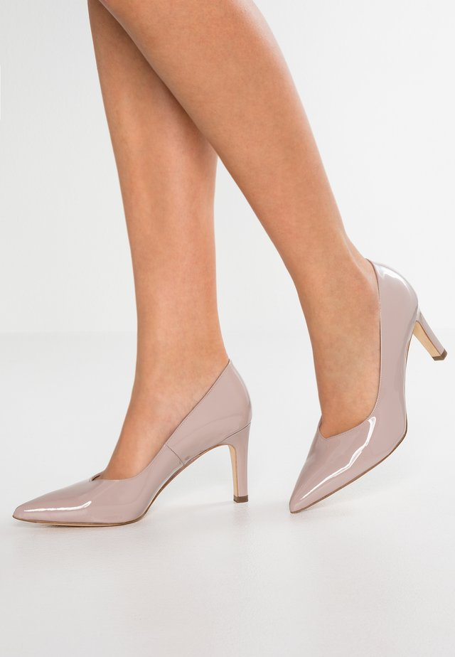 WIDE FIT TELSE - Pumps - mauve