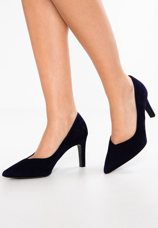 WIDE FIT TELSE - Pumps - notte