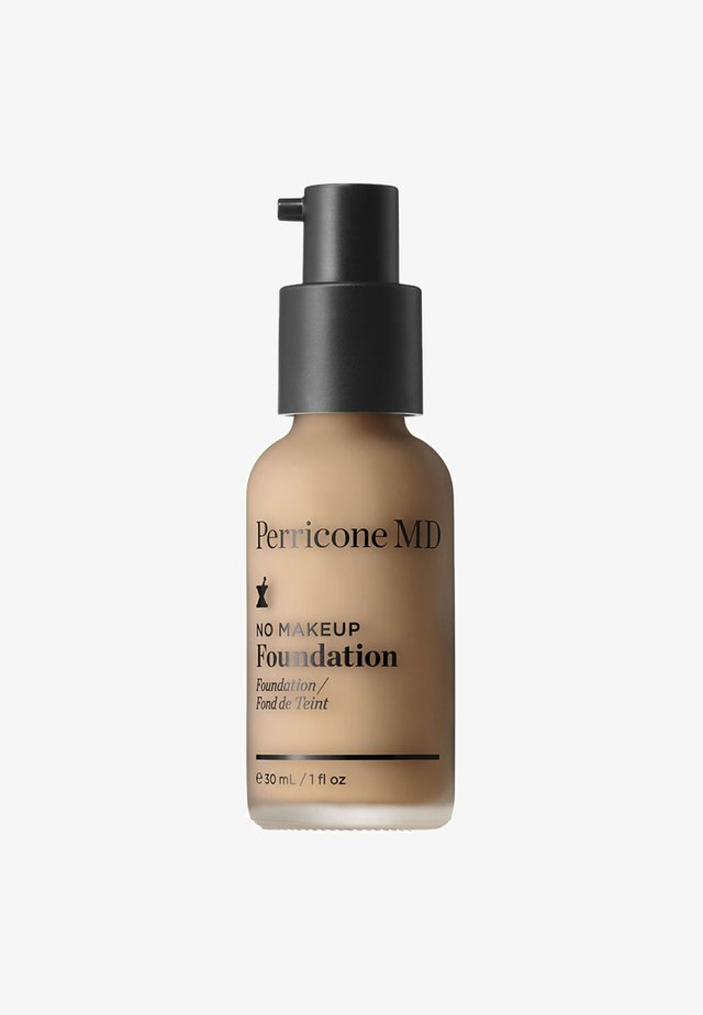 NO MAKEUP FOUNDATION - Foundation - beige