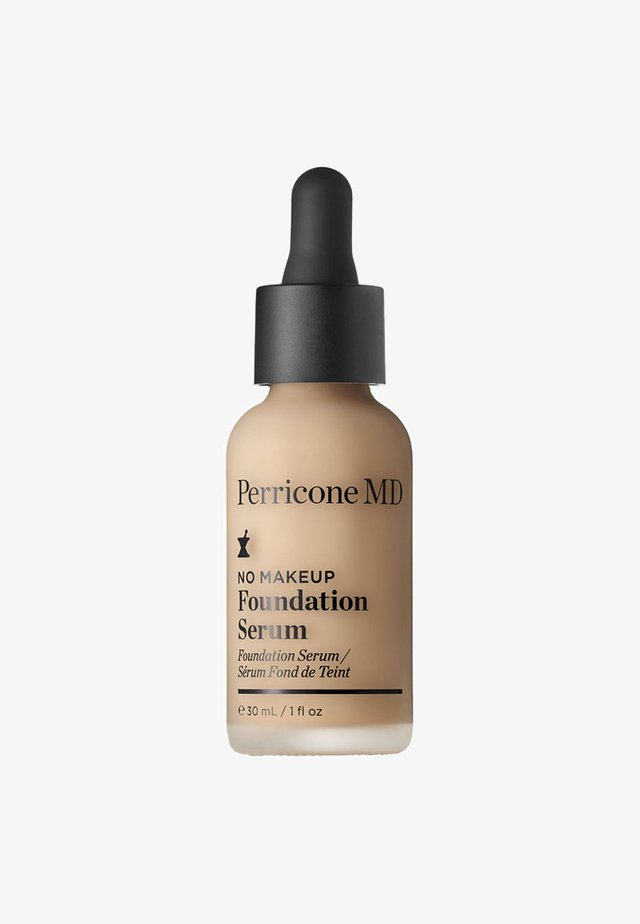 NO MAKEUP FOUNDATION SERUM - BB Cream - ivory