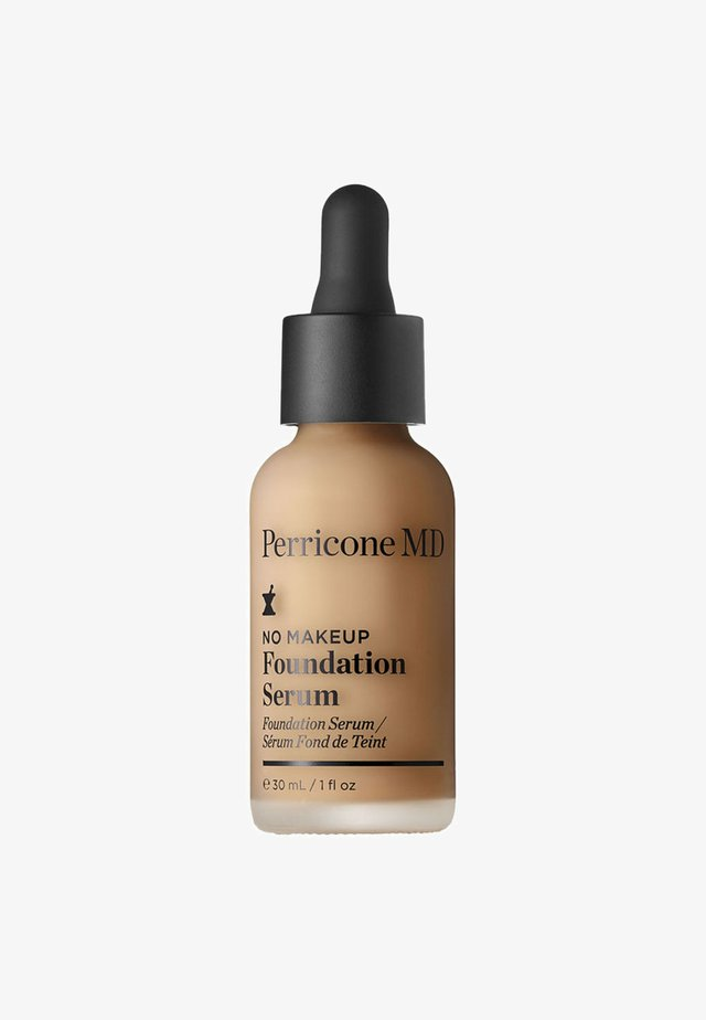 NO MAKEUP FOUNDATION SERUM - BB Cream - nude
