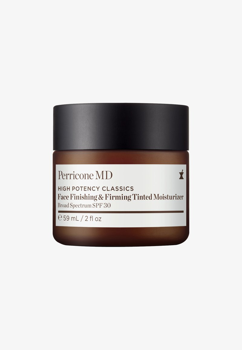 Perricone MD - HIGH POTENCY CLASSICS FACE FINISHING & FIRMING MOISTURIZER TINT  - Soin de jour - -