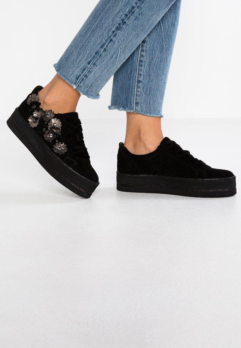 Pepen Sole - Sneakers laag - black