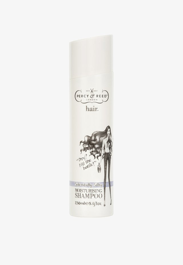 SPLENDIDLY SILKY MOISTURISING SHAMPOO - Shampoo - -