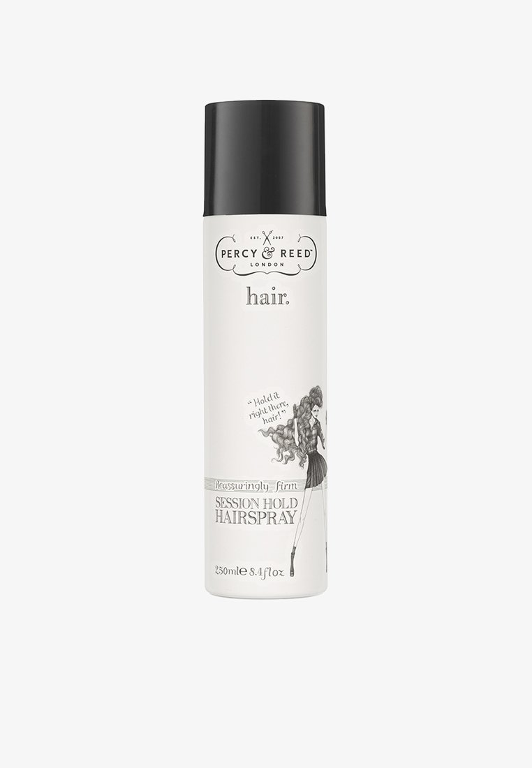 Percy & Reed - REASSURINGLY FIRM SESSION HOLD HAIRSPRAY - Hair styling - -