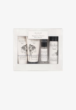 MAGNIFICENT MOISTURE MINI MARVELS - Hair set - -