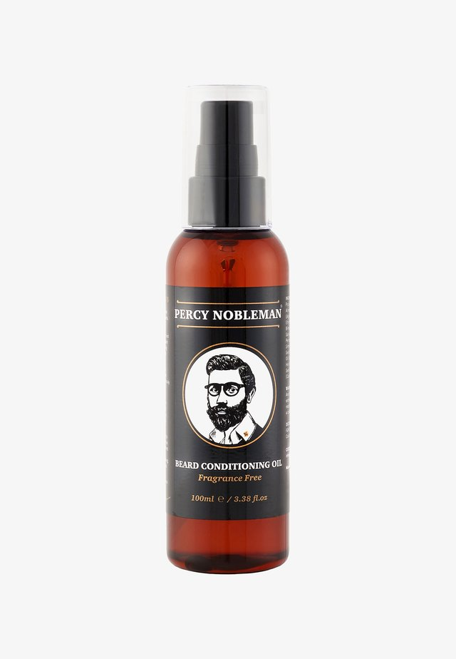 BEARD OIL - Bartpflege - original fragrance free