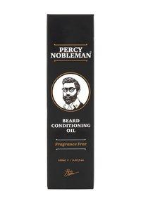 Percy Nobleman - BEARD OIL - Baardolie - original fragrance free - 1