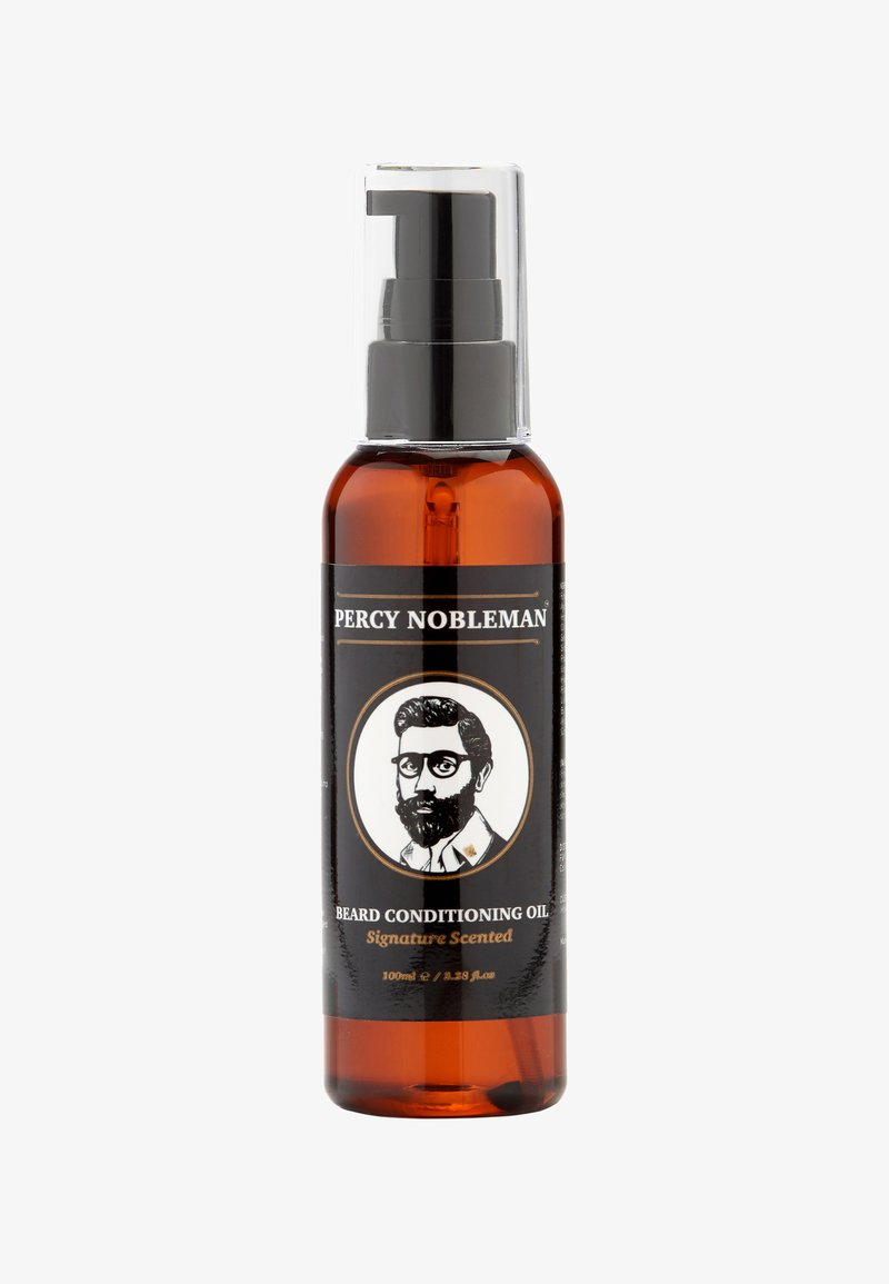 Percy Nobleman - BEARD OIL - Baardolie - signature scented