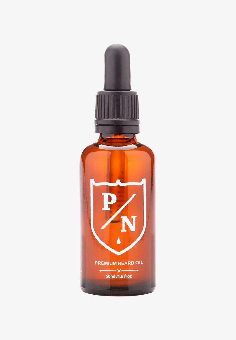 Percy Nobleman - BEARD OIL PREMIUM - Baardolie - -