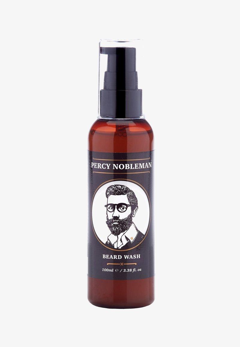 Percy Nobleman - BEARD WASH - Beard shampoo - -