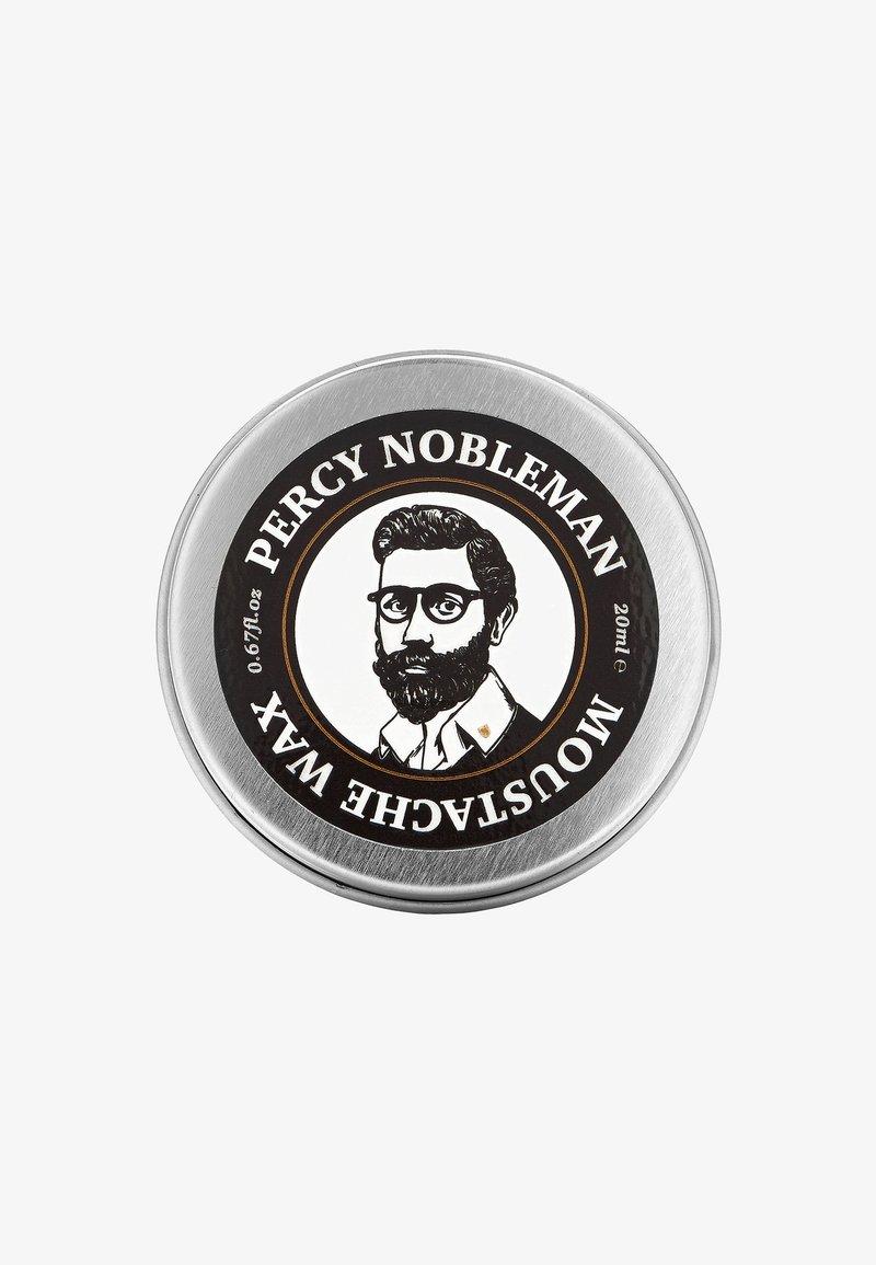 Percy Nobleman - MOUSTACHE WAX - Baardolie - -