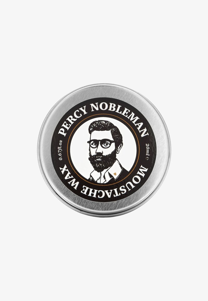 Percy Nobleman - MOUSTACHE WAX - Beard oil - -