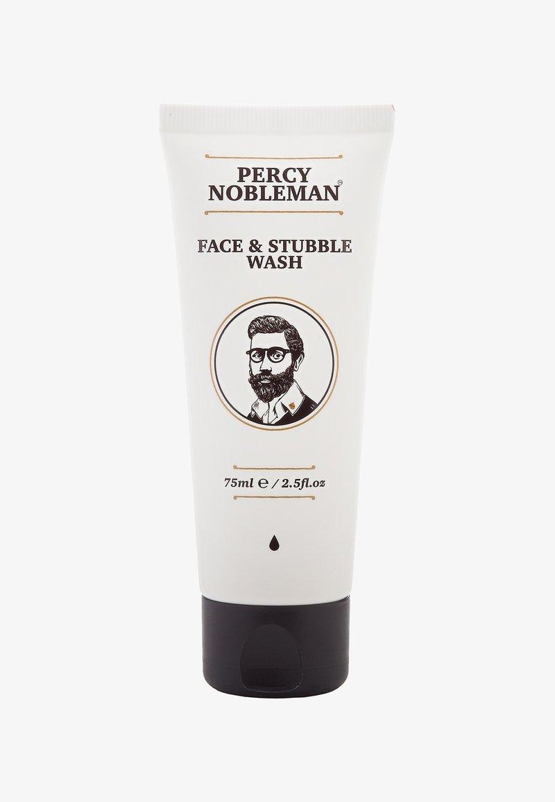 Percy Nobleman - FACE & STUBBLE WASH - Gezichtsreiniger - -