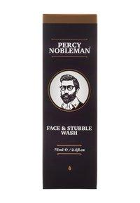 Percy Nobleman - FACE & STUBBLE WASH - Gezichtsreiniger - - - 1