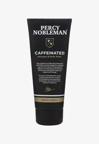 Percy Nobleman - CAFFEINATED SHAMPOO & BODY WASH - Shampoo - - - 0