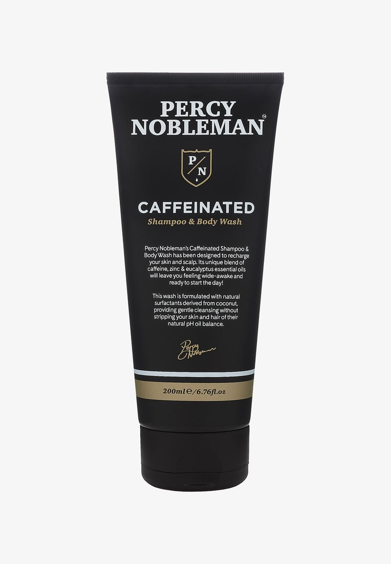 Percy Nobleman - CAFFEINATED SHAMPOO & BODY WASH - Shampoo - -