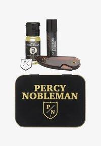 Percy Nobleman - TRAVEL TIN - Rasierset - - - 0