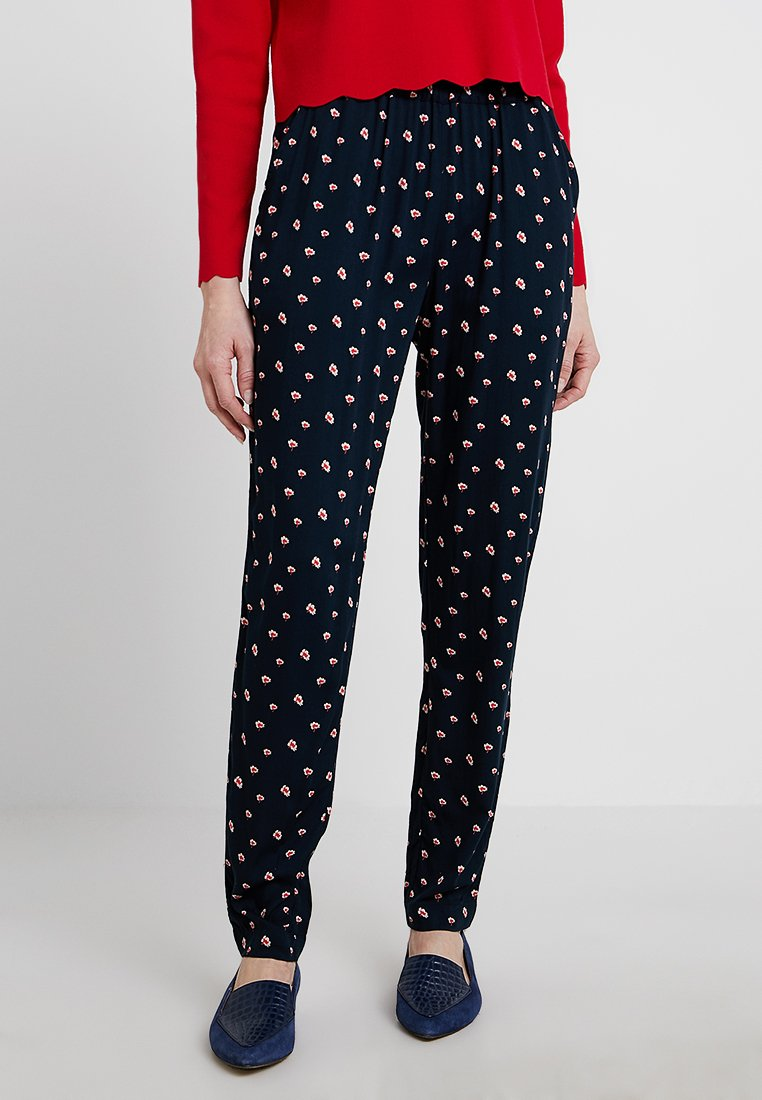 PEP - MAYA PANTS - Trousers - dark blue