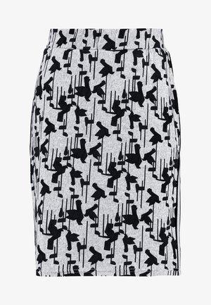 SKIRT KATHLEEN - Pencil skirt - light grey