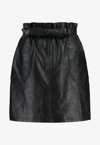 PEP - MARIPOSA SKIRT - A-line skirt - black - 3