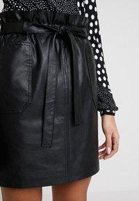 PEP - MARIPOSA SKIRT - A-line skirt - black - 4