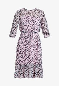 PEP - MEO DRESS - Day dress - rose - 5