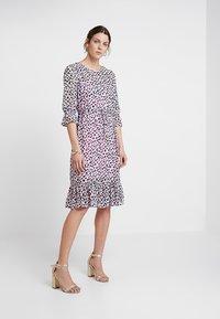 PEP - MEO DRESS - Day dress - rose - 2