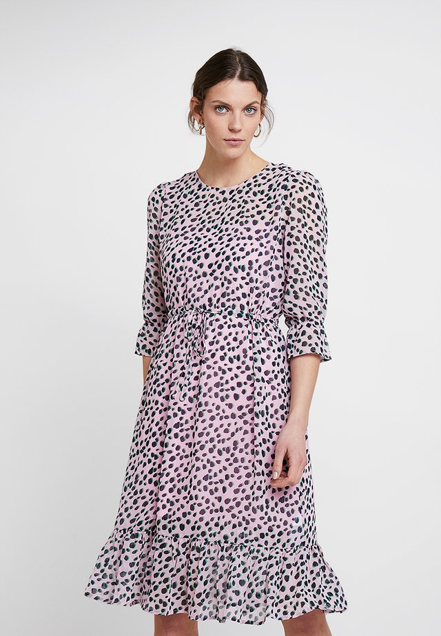 MEO DRESS - Day dress - rose