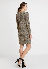 PEP - MARISSA - Jersey dress - black - 2