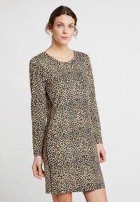 PEP - MARISSA - Jersey dress - black - 0
