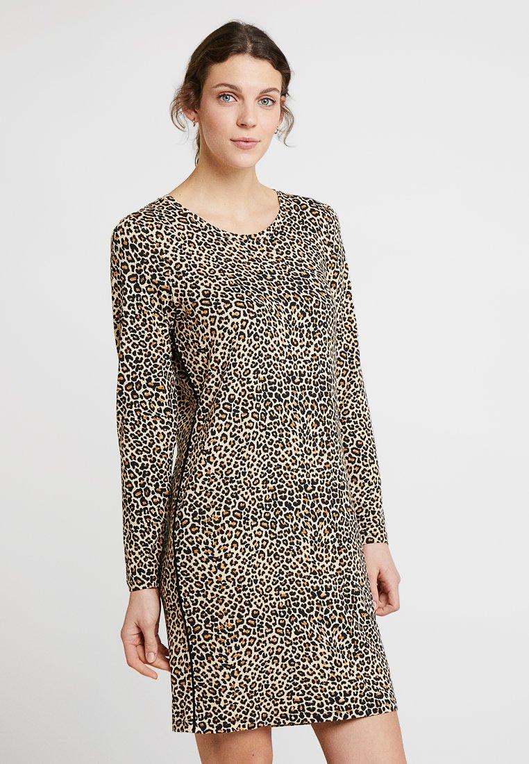 PEP - MARISSA - Jersey dress - black