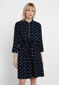 PEP - MAYA DRESS - Shirt dress - blue - 0