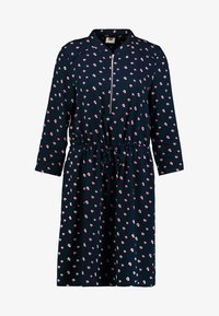 PEP - MAYA DRESS - Shirt dress - blue - 4