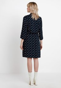 PEP - MAYA DRESS - Shirt dress - blue - 2