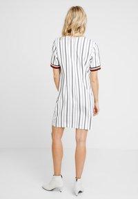 PEP - MILAN DRESS - Day dress - white - 3