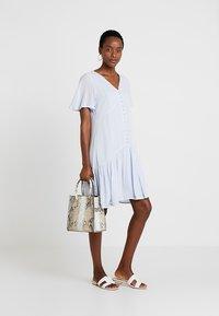 PEP - Shirt dress - heather - 2