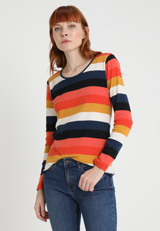MADISON  - Long sleeved top - incagold
