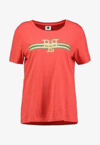 PEP - TEE - Print T-shirt - poppy red - 4