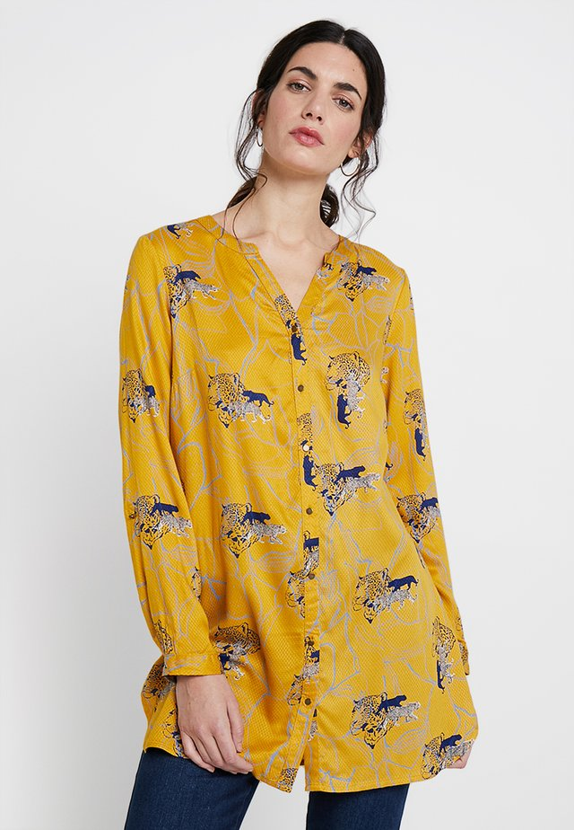 MISTY TUNIC - Blouse - ochre
