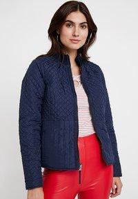 PEP - MANDY JACKET - Summer jacket - dark blue - 4