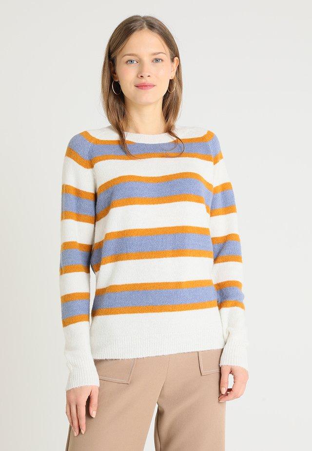 TIP - Stickad tröja - blue