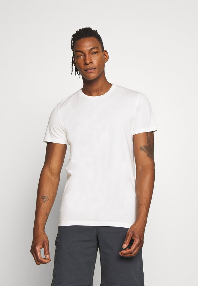 URBAN TEE - T-Shirt basic - offwhite