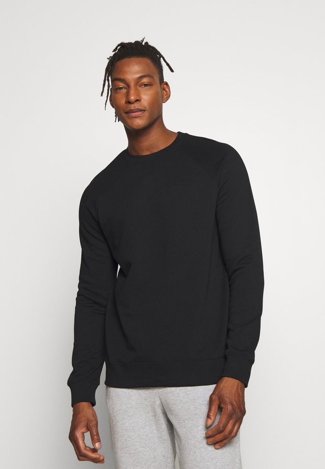 URBAN CREW - Sweatshirt - black