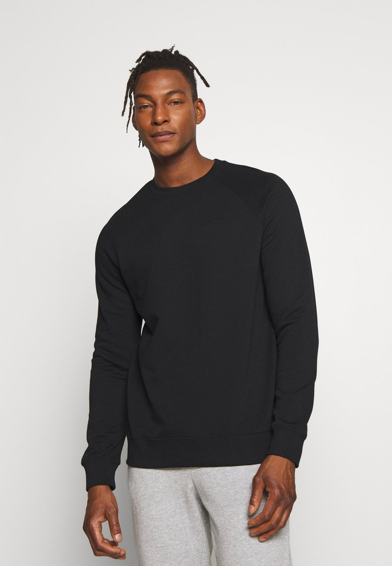 Peak Performance Urban - URBAN CREW - Sweatshirt - black