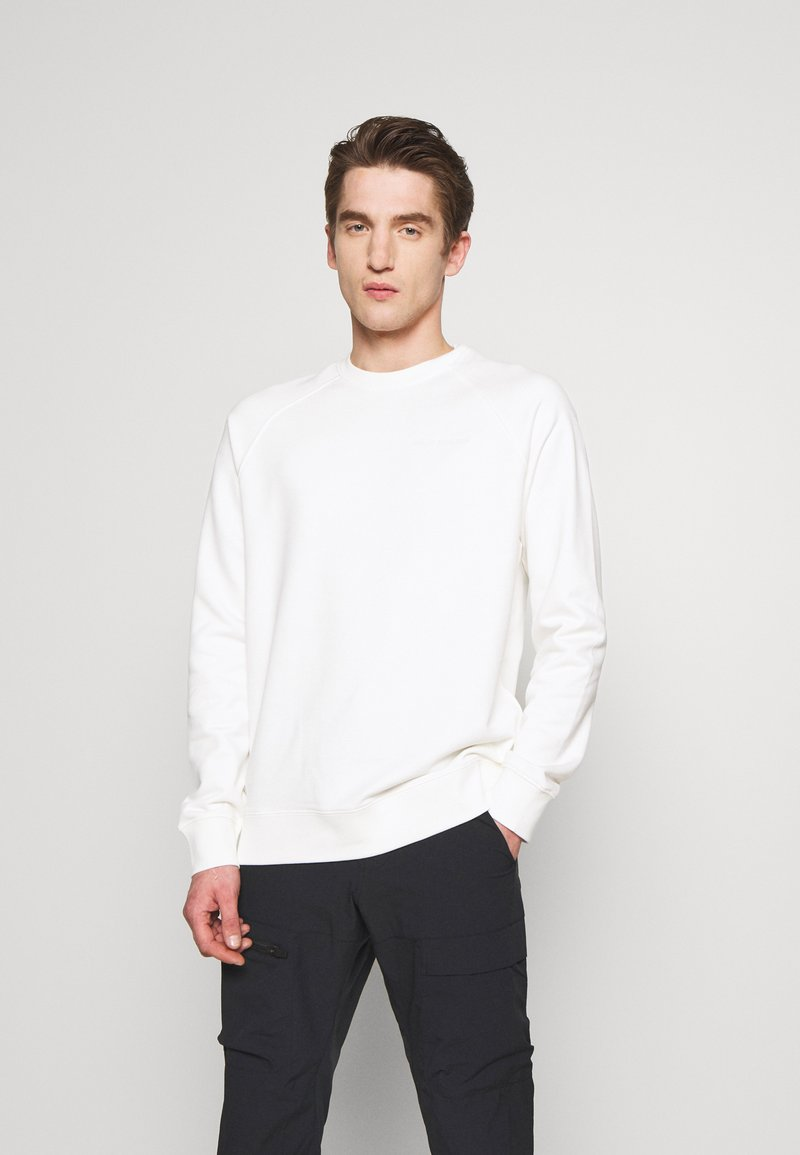 Peak Performance Urban - URBAN CREW - Sweatshirt - white