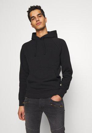 URBAN HOODIE - Jersey con capucha - black